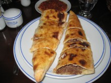 "Maybe they should call this the ""Turkish Calzone"""