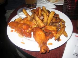 Mmm...wings...