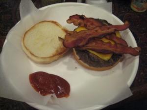 Just how a burger should be.
