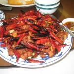 Spicy Chicken!