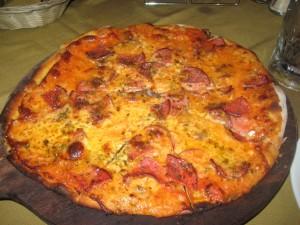 Italian in the Costa Rican style.