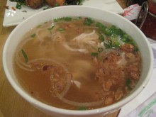 It is Pho and you'll like it.