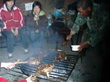 True Mongolian BBQ.