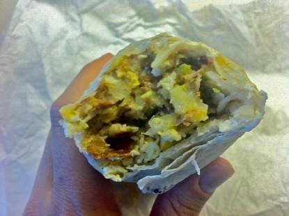 unvegan best burrito 2012