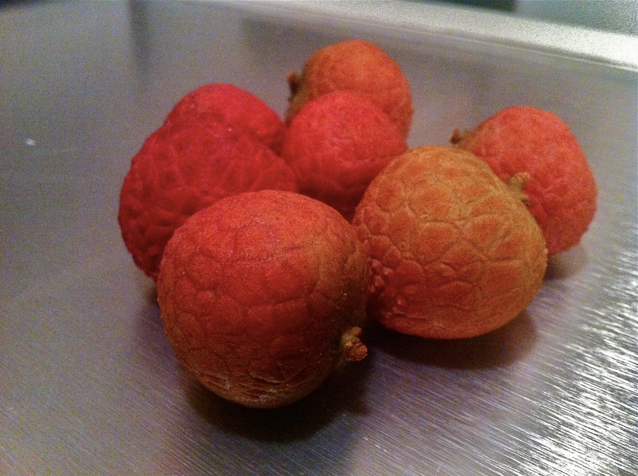 litchi fruit weird fruits