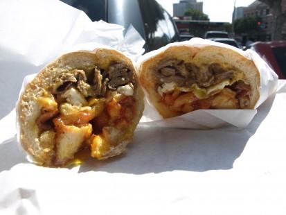 unvegan best sandwich 2012