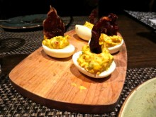 A friend of the deviled eggs is a friend of mine.