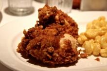 I like my chicken fried.