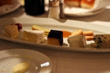 Cheese goes well anywhere.