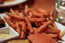 Great fries, BTW.
