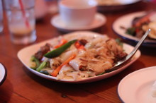 Come over to my Pad Kee Mao.