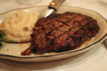 Can a steak be sexy? No need to answer that.