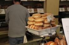 Model muffins.
