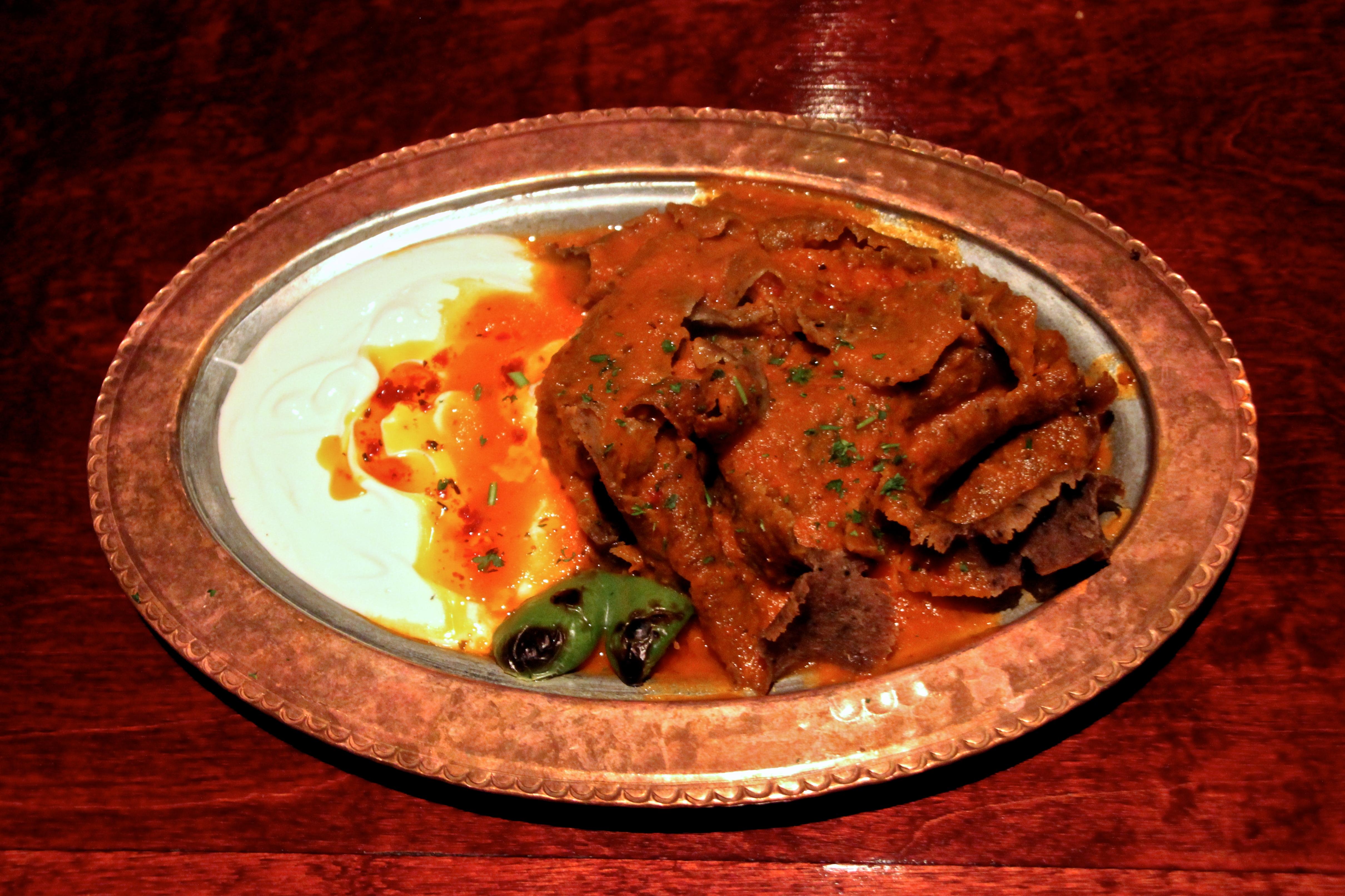 Minor Asia at Anatolian Kitchen – The Unvegan