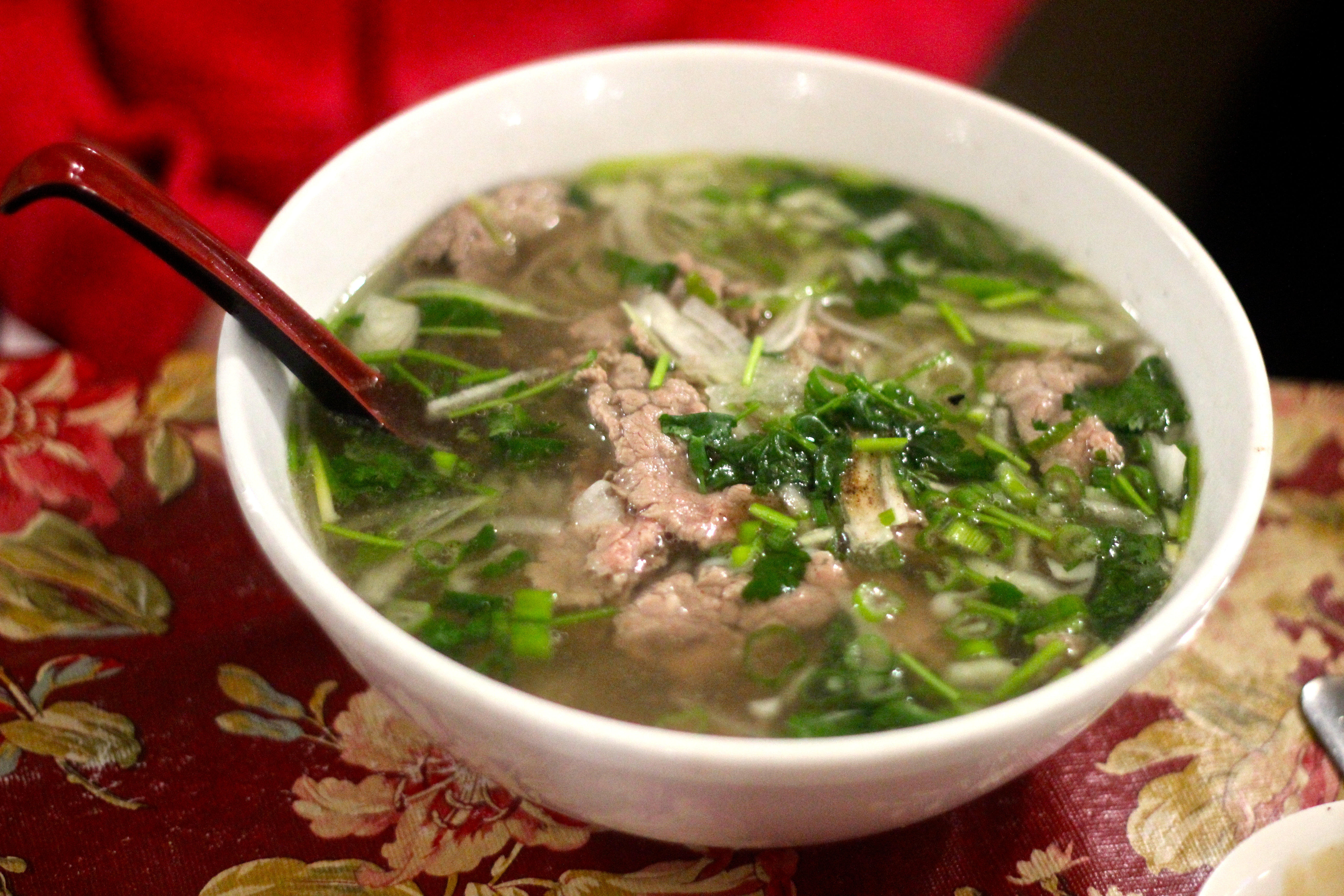Bangkok Kitchen Farmington Menu