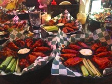 So many wings. So little time.