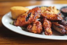 Not your typical chicken wings.