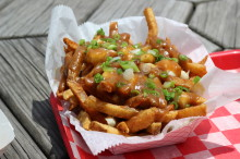 Like chili cheese fries, but better.