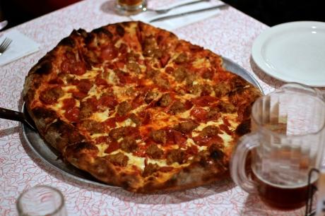 unvegan vincent's pizza park 2