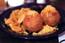 Potato balls!
