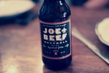 Kinda like Joe Beef, kinda not.