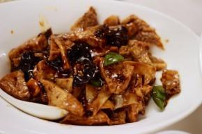 Killer tofu (in a good way).