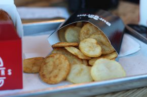 Fry chips!